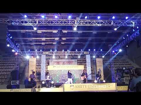 zara-zara-bahekta-hai-song- cover -live-band-performance