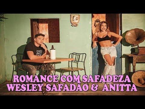 Romance com Safadeza  Wesley Safadão &  Anitta  2018