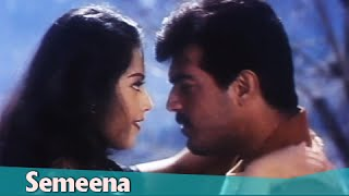 Semeena - Ajithkumar, Meena, Malavika - Hariharan Hits - Aanandha Poongatre - Tamil Romantic Song