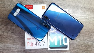 Redmi Note 7 vs Galaxy M10 - Which Should You Buy ?
