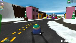 South Park Rally PC Gameplay + Download + 100% Trainer [1080p HD]
