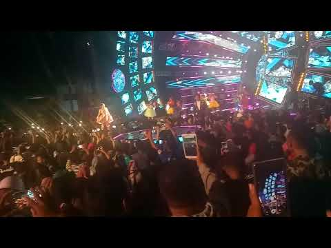 SAYANG ~ VIA VALLEN feat NDX AKA spesial HUT ANTV 25 bareng SONATA live KOARMATIM SURABAYA