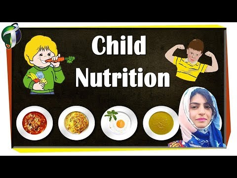 Child Nutrition   Teaching kids/children about Healthy Eating