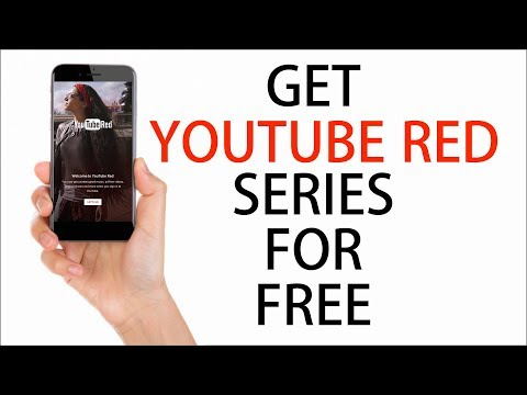 How to Watch YouTube Red Series for FREE