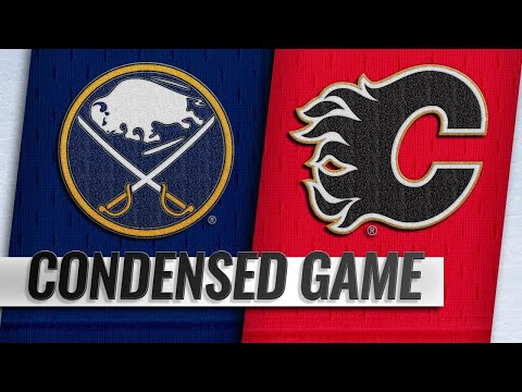 01/16/19 Condensed Game: Sabres @ Flames