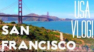 USA VLOG/Сан-Франциско!(Это - первое видео из цикла влогов о США. Сан-Франциско - один из красивейших городов Америки! Убедитесь в..., 2014-09-21T23:20:59.000Z)