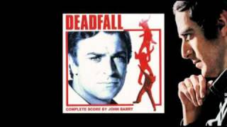 "John Barry - ""Romance for Guitar & Orchestra"" (Deadfall, 1968)"