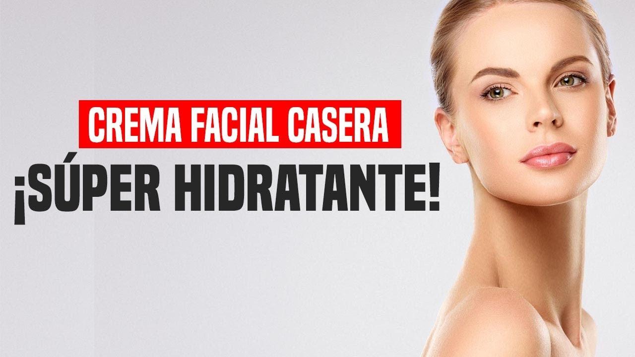 Crema facial casera para pieles maduras ¡súper hidratante! | Salud180