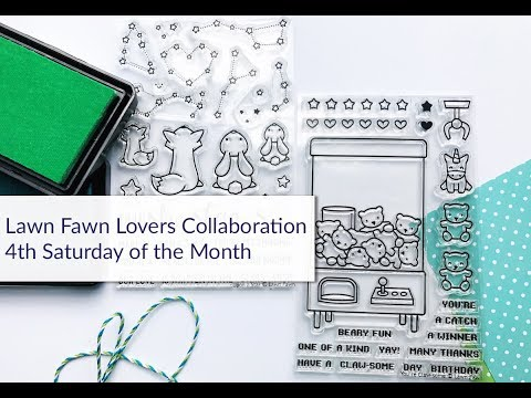 Lawn Fawn Lovers Collaboration-February 2018