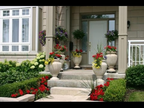 Front Porch Pots | Outdoor Pots | Plant Pots | 12 | Ideas
