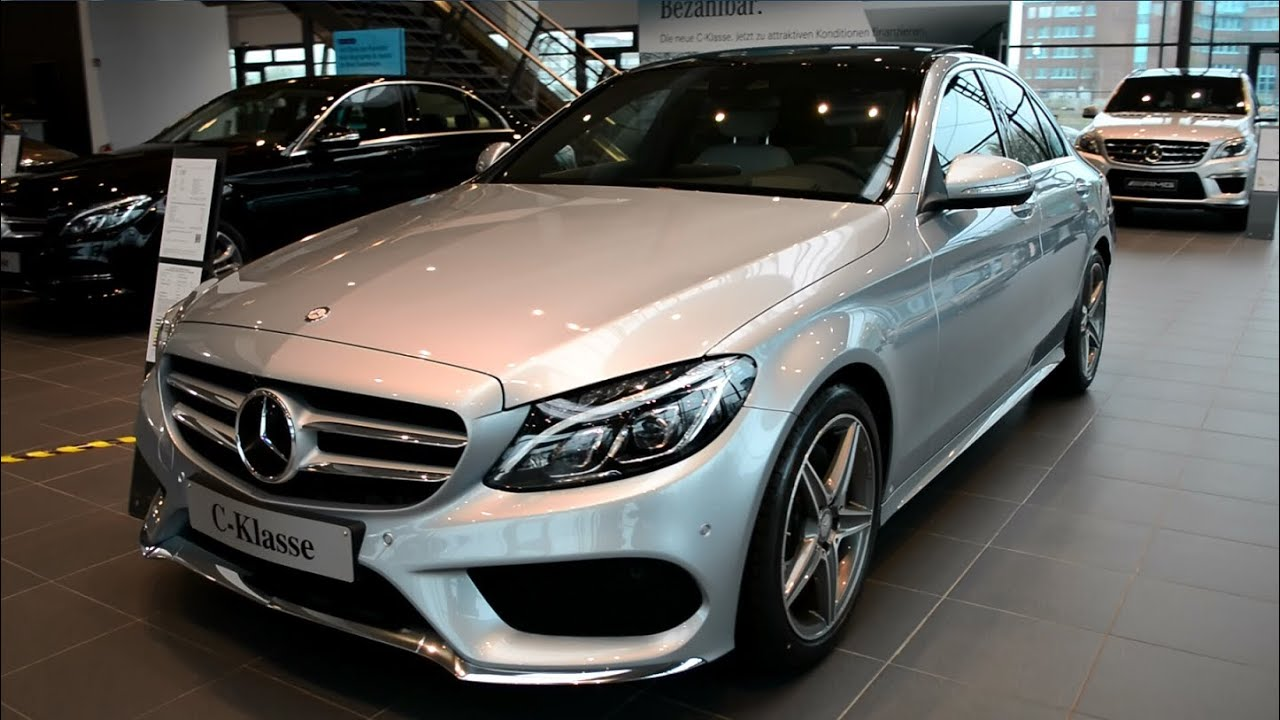 2014 new mercedes benz c class w205 c klasse c 180 youtube. Black Bedroom Furniture Sets. Home Design Ideas