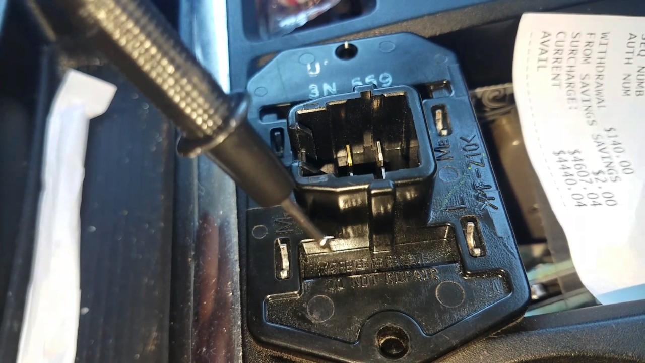 medium resolution of 4th gen ram 1500 ac blower motor issues