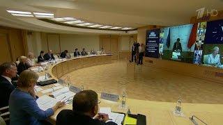 в Москве прошло совещание по вопросам готовности школ к 1 сентября