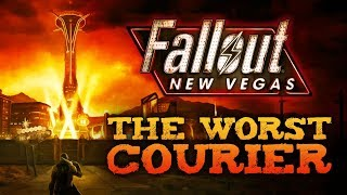 Fallout: New Vegas - The Worst Courier