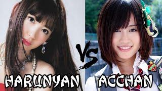 (SUB INDO) Maeda Atsuko vs Kojima Haruna