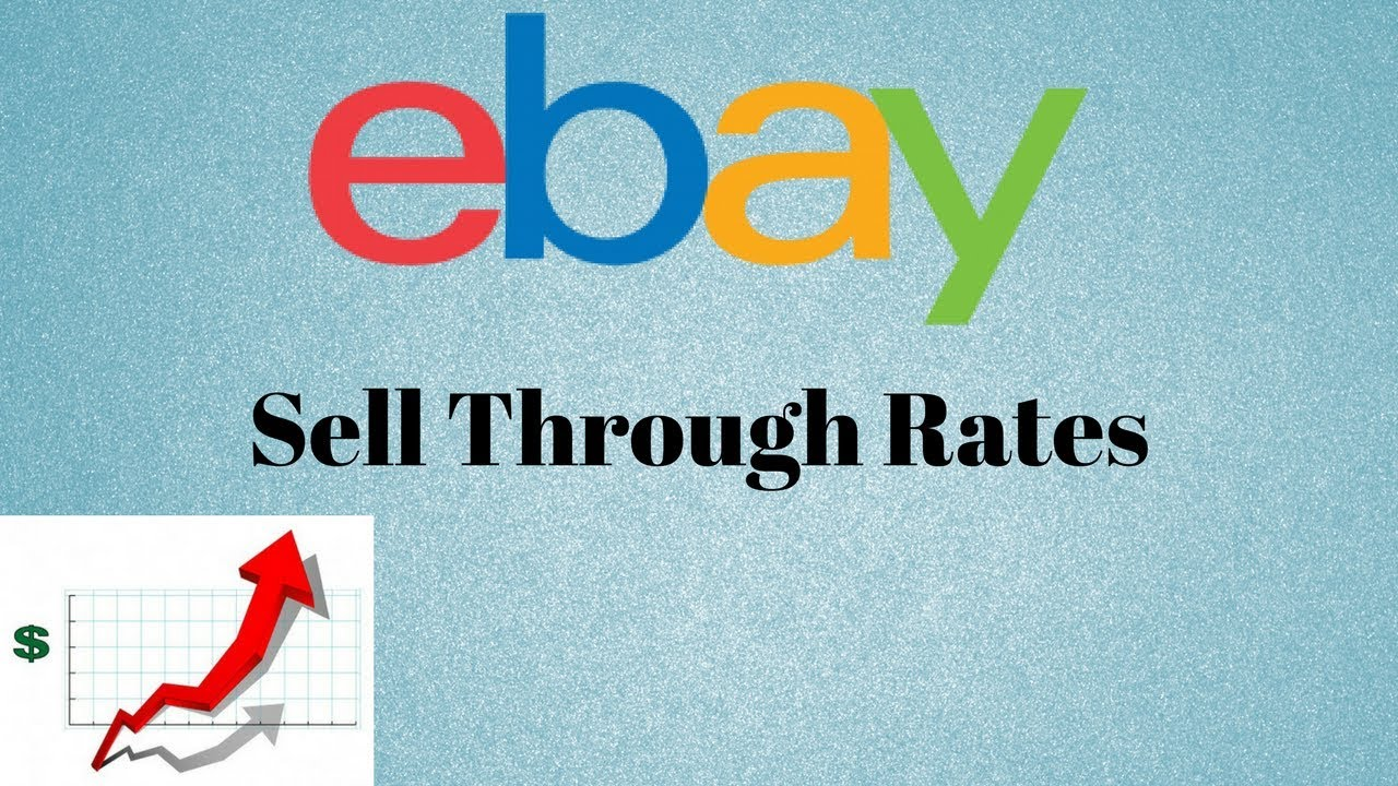 How many items do ACTUAL eBay sellers sell Daily? REAL sell through rates