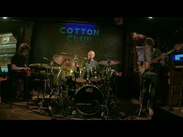 Blas Fernandez en directo en Cotton Club Bilbao 1