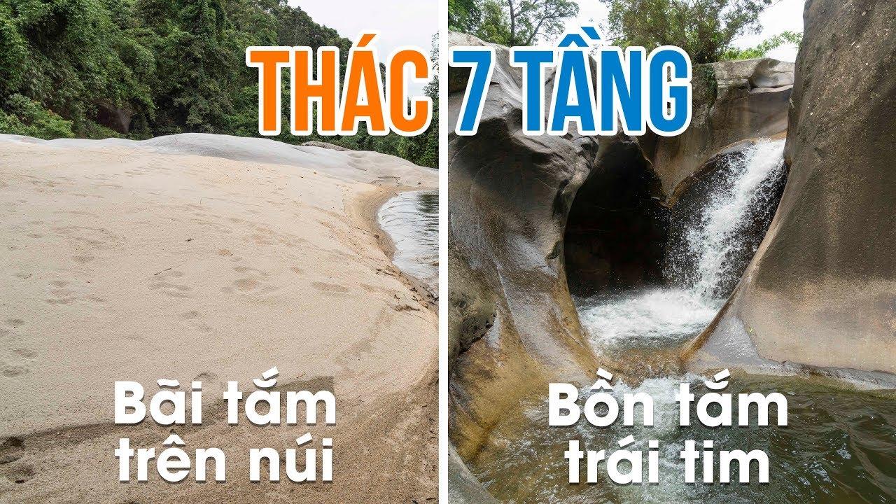 Phát hiện nhiều điều KỲ LẠ chưa từng có tại Việt Nam ở THÁC 7 TẦNG NGHỆ AN