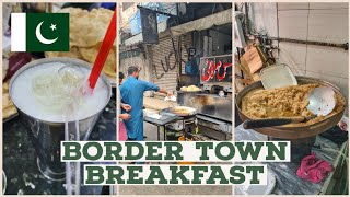How I Start the Morning in Punjab 🇵🇰 (Breakfast & Sweet Store Tour)