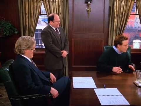 Seinfeld - City Planner vs. Architect (better quality)