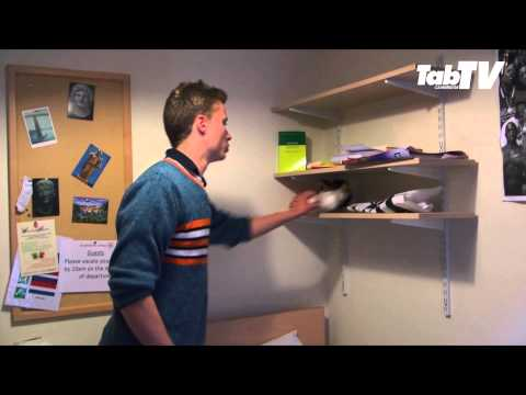 College Cribs: Alex Nelson (Catz)