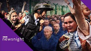Are Muslim Uyghurs being brainwashed by the Chinese state? - BBC Newsnight