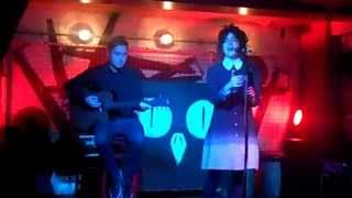 "Scarlet Billham Performing ""Escape Route"" Live @ Bedroom Bar, Shoreditch"