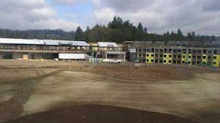 The Allison Inn & Spa, Willamette Valley, Oregon Wine Country - time lapse of our build