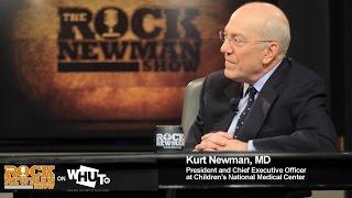 Dr  Kurt Newman CEO of Children