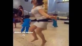 شعبي مغربي نايضة في الغربة😘ياسلام💃2017👍Morocco Chaabi Dance ℍ𝔻