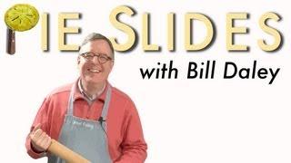 Pie Slides With Bill Daley: Maple Orange Walnut Pie