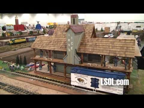 Garden Trains: Glacial Garden G Scale Modular Group