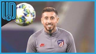 Nadie sabe qué sucederá con Héctor Herrera en el Atlético de Madrid