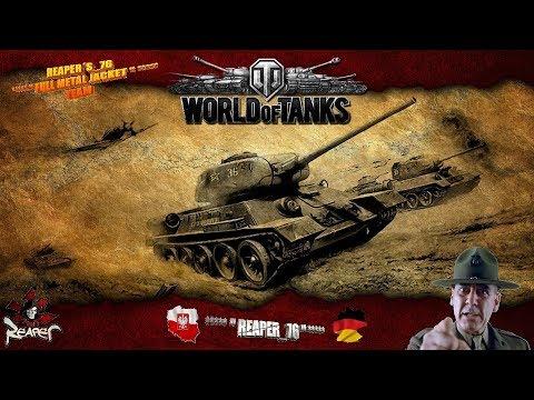 World of Tanks / PC ***** Late Night Livestream mit REAPER_76 - [ Deutsch / Polnisch ]