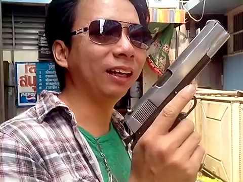 ขายปืนM1911มือ2