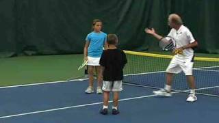 Youth Tennis - Ages 7 & 8: Instant Rally Progression