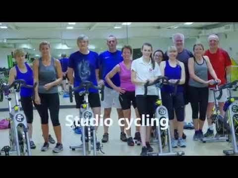 Studio cycling
