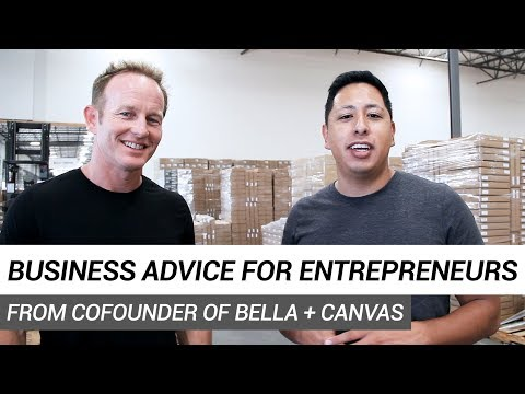 Business Advice From Successful Entrepreneur Danny Harris