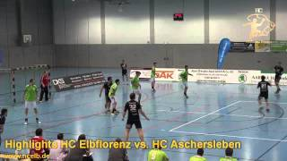HC Elbflorenz vs. HC Aschersleben 29:29