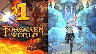 Forsaken World: Altes MMORPG, neues Addon 2017 | MMO-Zehnerpack #01