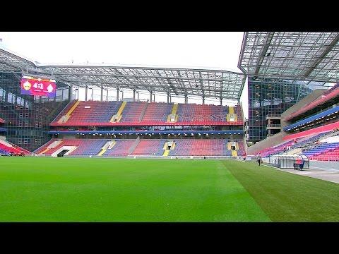 Новый стадион ЦСКА. 25.08.2016