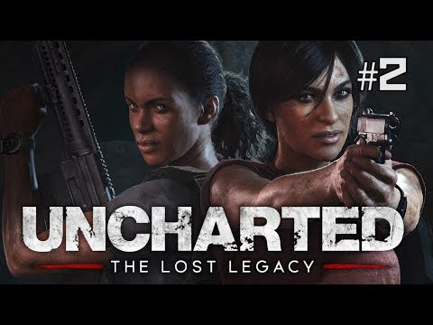 Twitch Livestream | Uncharted: The Lost Legacy Part 2 (FINAL
