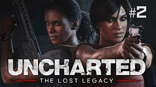 Twitch Livestream   Uncharted: The Lost Legacy Part 2 (FINAL) [PS4]