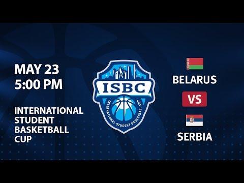 Belarus vs Serbia. ISBC Playoffs