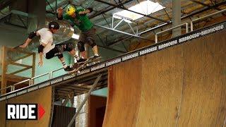 Sync - Tony Hawk Doubles Video Part - 2014