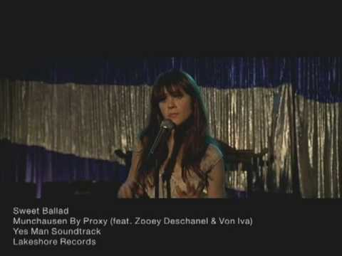 Zooey Deschanel - Munchausen By Proxy