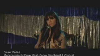 "Zooey Deschanel - Munchausen By Proxy ""Sweet Ballad"" - Yes Man Soundtrack Album"