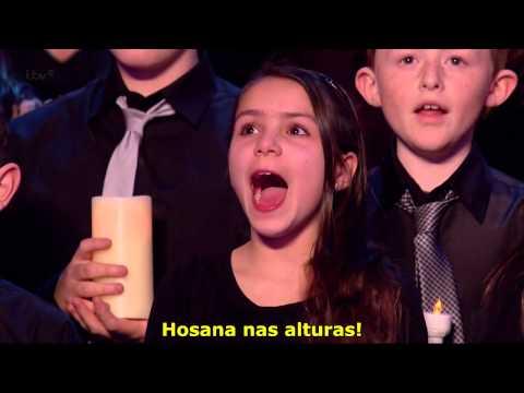 Coral Cor Glanaethwy (Audição - Britain's Got Talent 2015) - [Legendado - PT/BR]