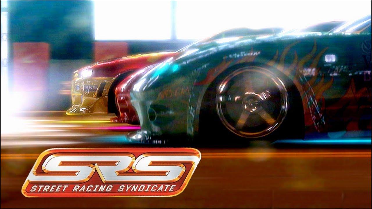 Street Racing Syndicate Hd Gameplay Youtube