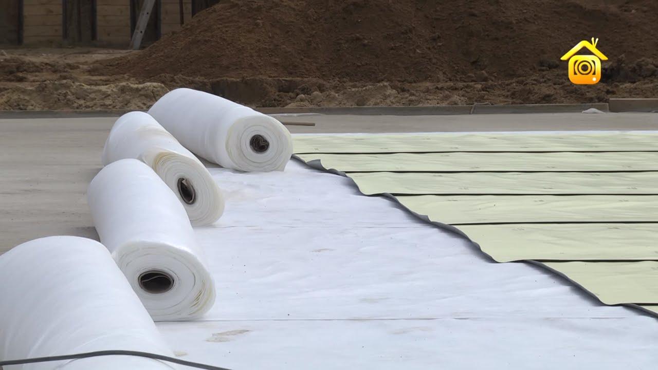 Гидроизоляция виды применение отсечная гидроизоляция кирпичных стен